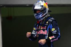 Third place Sebastian Vettel, Red Bull Racing