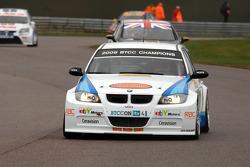 Andy Neate WSR BMW 320si