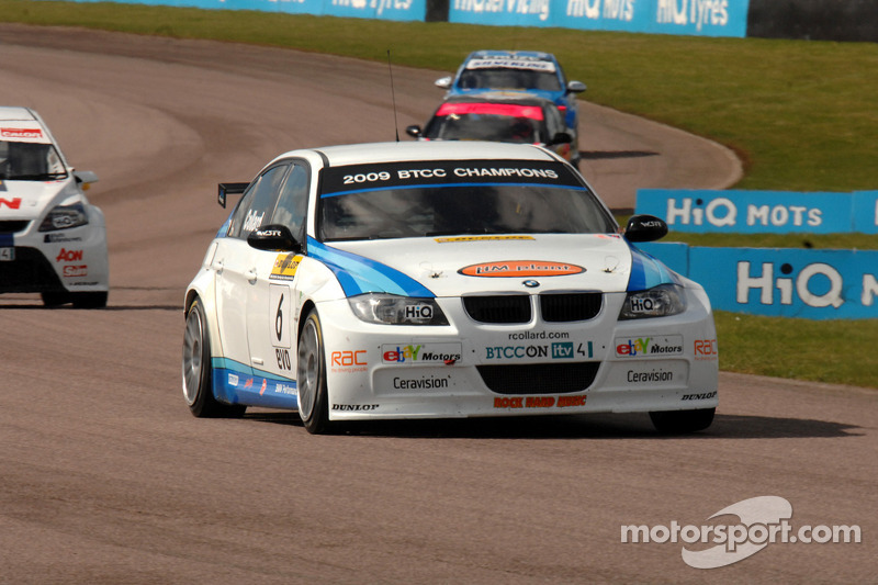 Rob Collard WSR BMW 320si