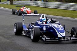 Rupert Svendsen-Cook wins his first F3 race while Daisuke Nakajima finishes 2nd