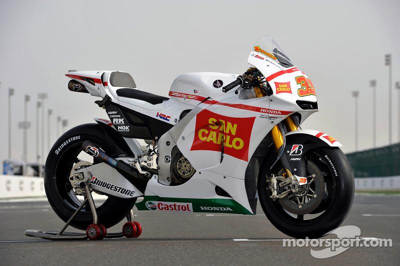 San Carlo Honda Gresini moto