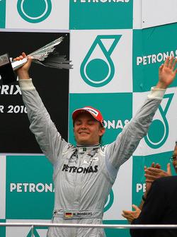 Ніко Росберг, Mercedes GP