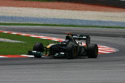 Jarno Trulli, Lotus-Cosworth