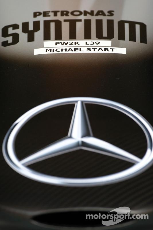 Neus Michael Schumacher, Mercedes GP