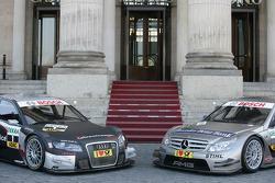 Des voitures de DTM