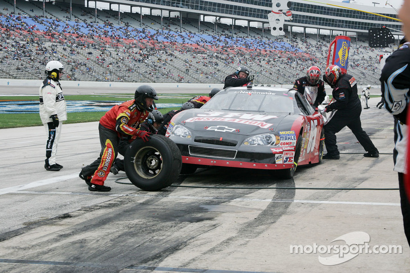 Pitstop David Starr