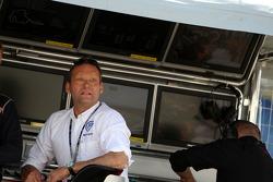 Volkswagen motorsport director Kris Nielsen