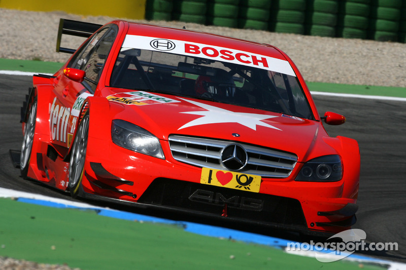 Congfu Cheng, Persson Motorsport, AMG Mercedes C-Klasse