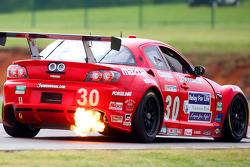 #30 Racers Edge Motorsports Mazda RX-8: Todd Lamb, Jordan Taylor