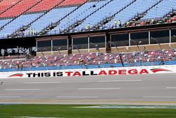 New 'This is Talladega' signage