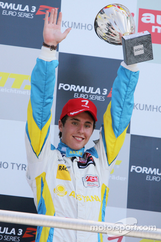 Podium 2de Daniel Juncadella, Prema Powerteam