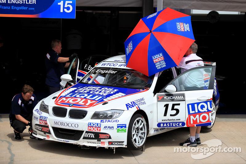 Franz Engstler, Liqui Moly Team Engstler, BMW 320si