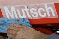 Matech Competition Ford GT car detail