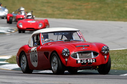 57 Austin Healey 100-6: Jim Greg