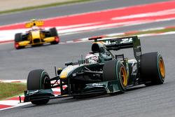 Jarno Trulli, Lotus F1 Team