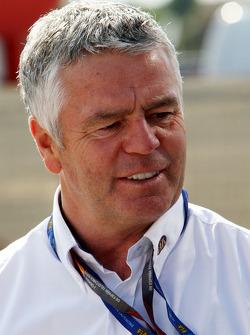 Derek Warwick FIA Steward