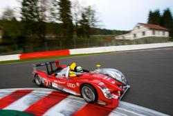 #7 Audi Sport Team Joest Audi R15 TDI: Rinaldo Capello, Tom Kristensen, Allan McNish
