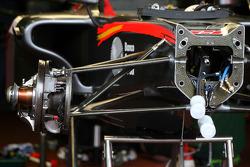 Hispania Racing F1 Team technical detail