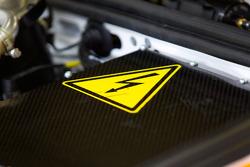 #9 Porsche Team Manthey Porsche GT3 R Hybrid detail