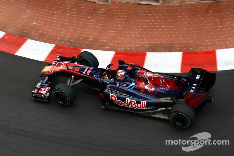 2010 : Toro Rosso STR5