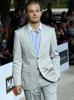 Nico Rosberg, Mercedes GP Petronas, Amber Lounge Fashion Show