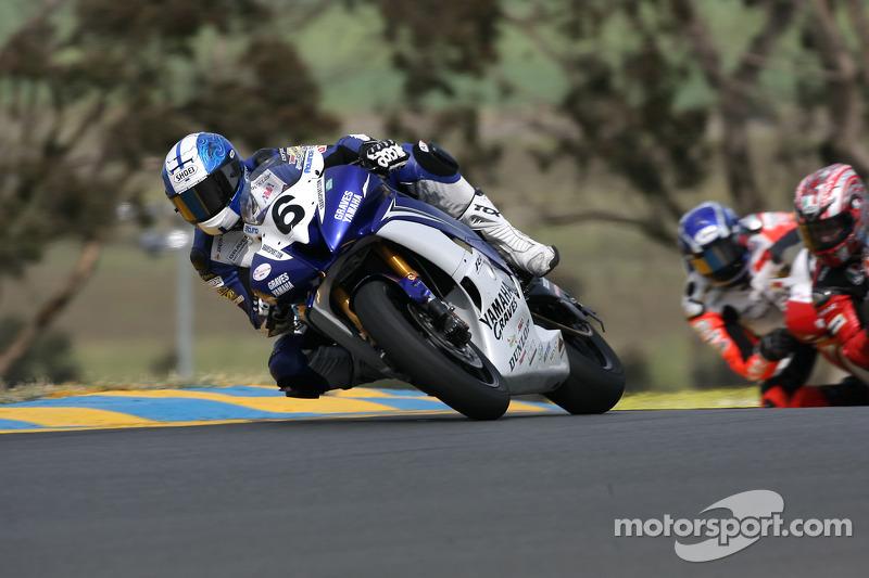 Cory West Vesrah Suzuki Suzuki GSX-R