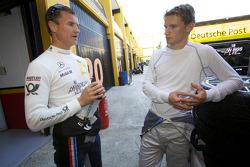 David Coulthard, Mücke Motorsport en Maro Engel, Mücke Motorsport