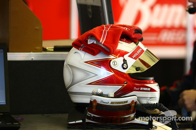 Casque de David Reynolds