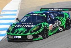 #01 Extreme Speed Motorsports Ferrari F430 GT: Scott Sharp, Johannes van Overbeek