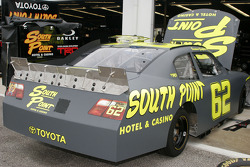 NASCAR tests the new Nationwide car