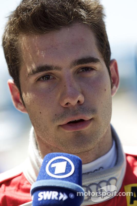 Miguel Molina, Audi Sport Rookie Team Abt