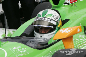 Townsend Bell, 2010 Indy 500