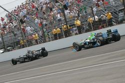 Ed Carpenter, Panther Racing, Townsend Bell, Sam Schmidt/Ganassi Racing & Tomas Scheckter, Dryer & Reinbold Racing
