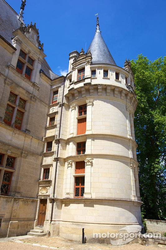 visit of ch 195 162 teau azay le rideau at 24 hours of le mans
