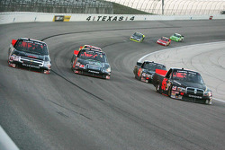 Mike Harmon, Lafferty Performance Ford & Joe Aramendia, Koma-unwind Chillaxation Drink Chevrolet, Ryan Sieg, S&W Services Chevrolet & J.C. Stout , Team Gill Racing Dodge