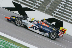 Mario Moraes, KV Racing Technology & Tomas Scheckter, Dreyer & Reinbold Racing