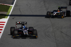 Raffaele Marciello, RUSSIAN TIME leads Artem Markelov, RUSSIAN TIME