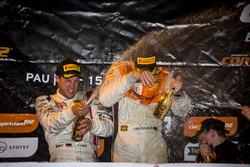 Winnaars Peter Terting, Jörg Viebahn, PROsport Performance, Porsche Cayman PRO4 GT4