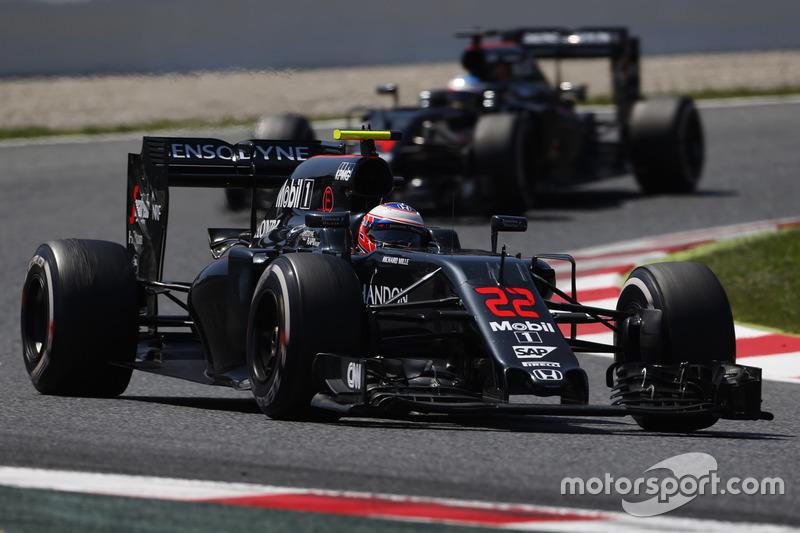 McLaren (42 puntos)