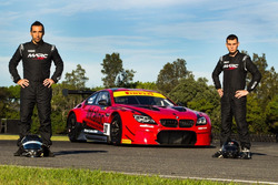 Morgan Haber dan Jake Camilleri, MARC GT BMW M6 GT3