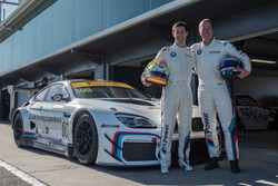 Alex Sims dan Steve Richards, BMW Team SRM