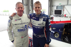 Martin Brundle und Alex Brundle