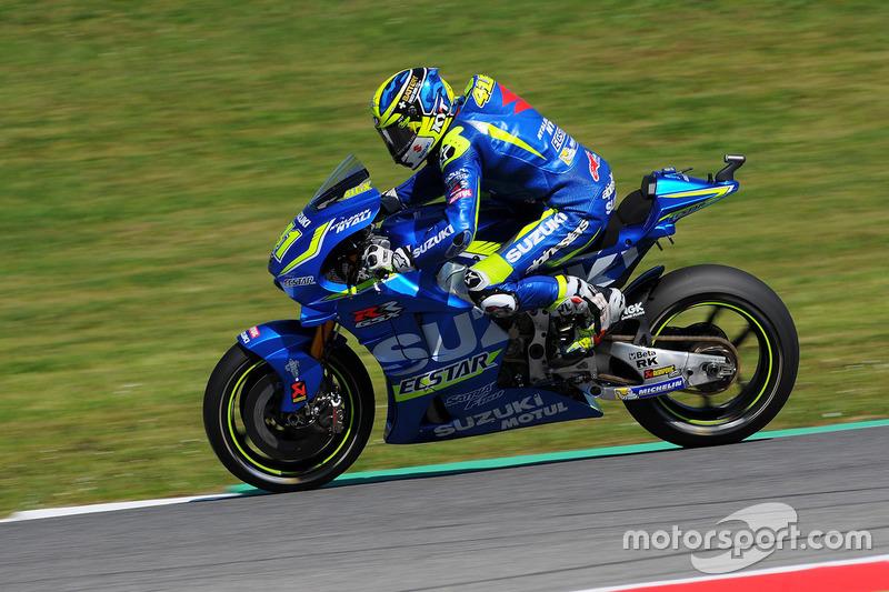Aleix Espargaro (Suzuki) 9. Platz