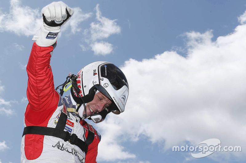 Переможець Кріс Мік, Citroën World Rally Team