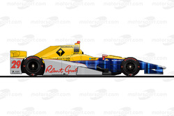 Indy 500 liveries
