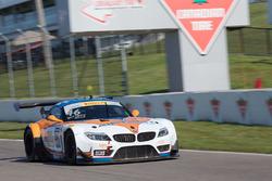#46 Mills Racing BMW Z4: Michael Mills, Kuno Wittmer