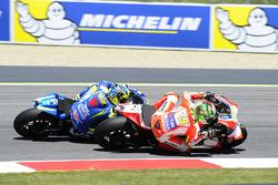 Андреа Янноне, Ducati Team, Алейш Еспаргаро, Team Suzuki MotoGP