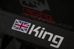 Logo de Jordan King, Racing Engineering