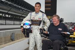 Heamin Choi, Schmidt Peterson Motorsports, Sam Schmidt
