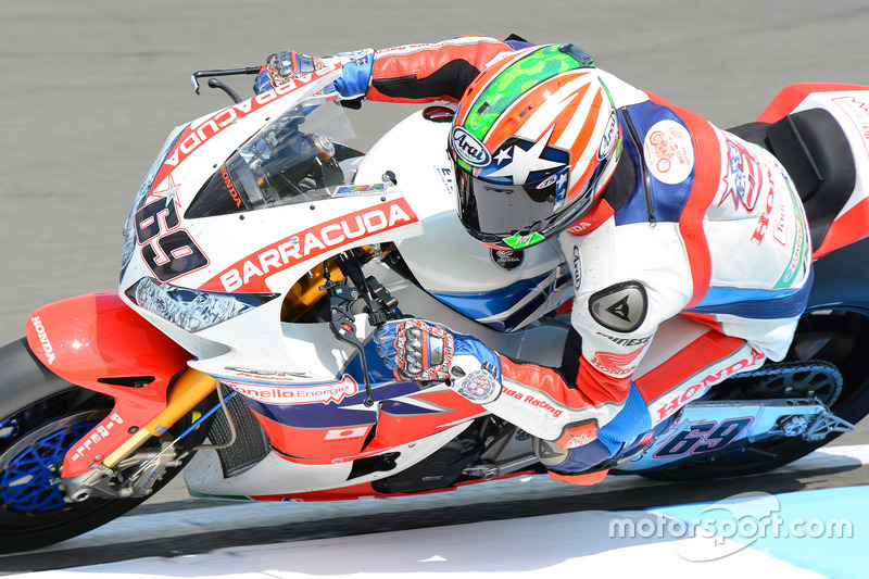 Nicky Hayden (Honda; 5./6.)